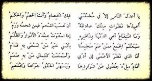 صوره شعر مدح شخص غالي , عبارات واشعار مميزه لمدح شخص عزيز و غالي