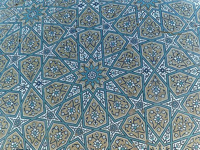 صوره زخارف اسلامية , اشكال زخارف اسلاميه ايه في الجمال