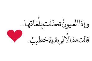 بالصور كلمات حب قصيره جدا , اجمل كلمات في الحب 596 14 310x205