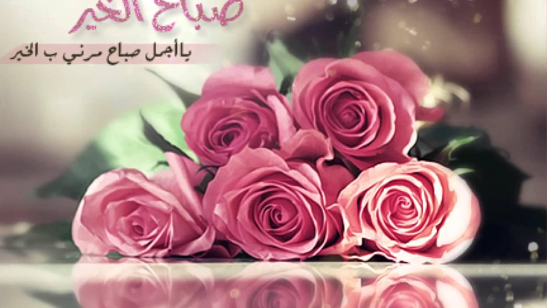 صوره صباح الورد حبيبتي , اجمل الصور لصباح الخير والورد