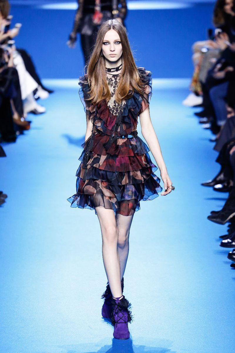 بالصور تصاميم ايلي صعب , تشكيله من الفساتين لايلى صعب 6086 4