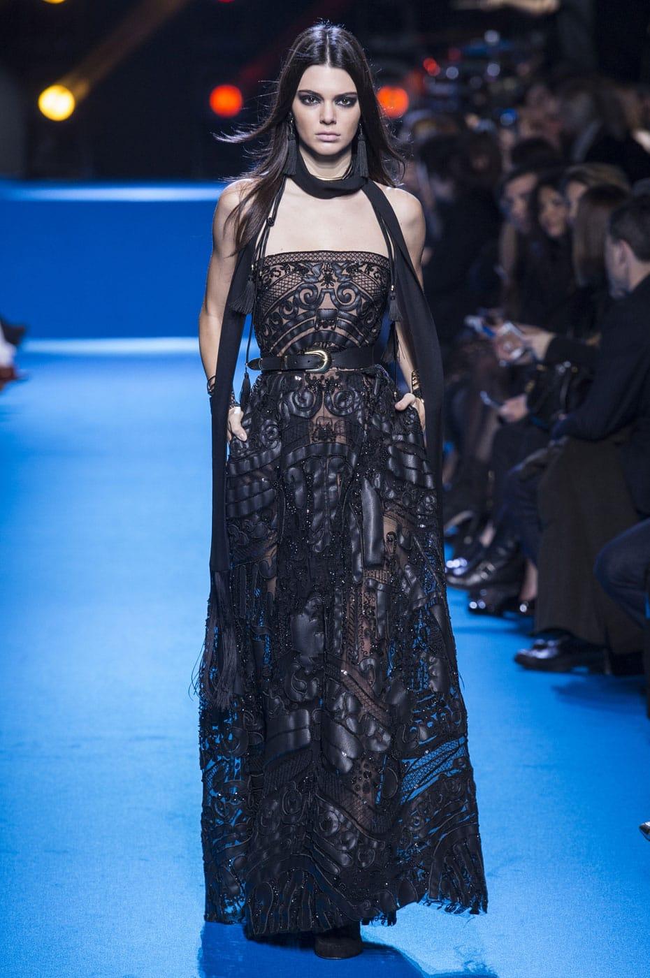 بالصور تصاميم ايلي صعب , تشكيله من الفساتين لايلى صعب 6086 7