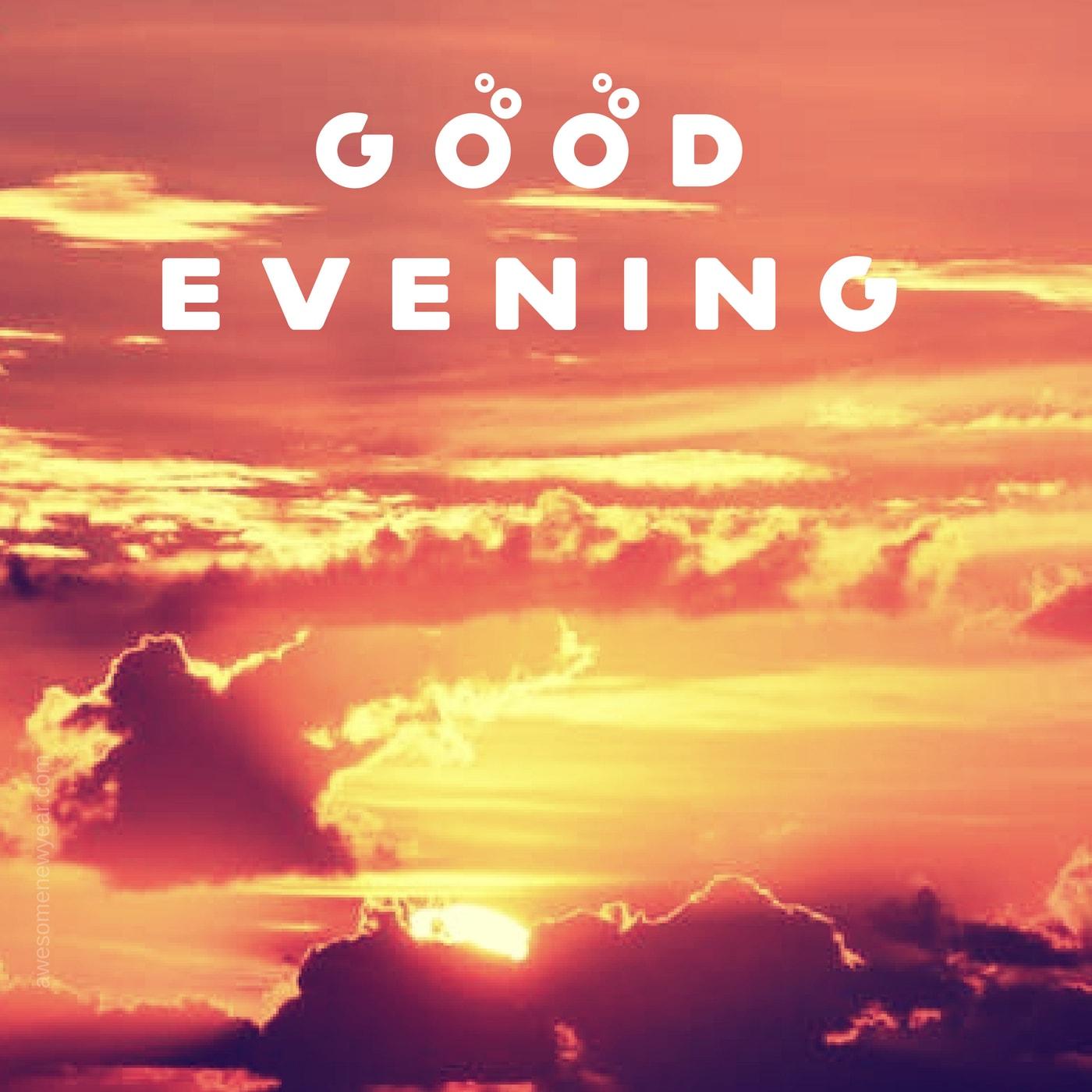 بالصور مساء الخير بالانجليزي , اجمل صور المساء بالانجليزيه 6120 6