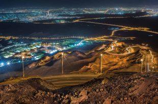 صورة مدينة العين , بعض المعلومات عن مدينه العين الاماراتيه