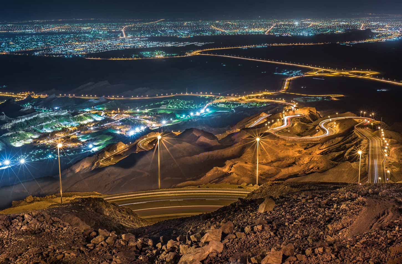 صوره مدينة العين , بعض المعلومات عن مدينه العين الاماراتيه