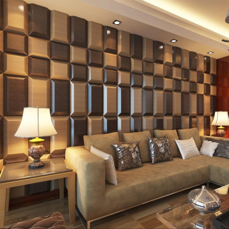بالصور ورق جدران ثلاثي الابعاد , احلى تشكيله من ورق الجدران ثلاثى الابعاد 6217 3