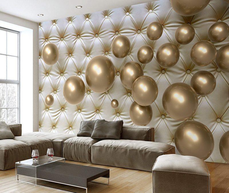 بالصور ورق جدران ثلاثي الابعاد , احلى تشكيله من ورق الجدران ثلاثى الابعاد 6217 4