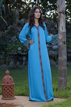 بالصور جلابيات مغربية , اجمل الجلابيات المغربيه 633 3