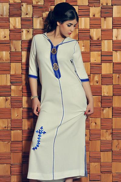 بالصور جلابيات مغربية , اجمل الجلابيات المغربيه 633 7
