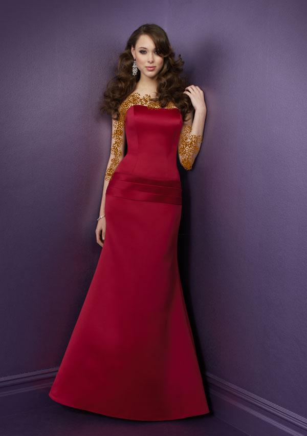 بالصور احلى فساتين , ااجمل وارق الفساتين 640 10