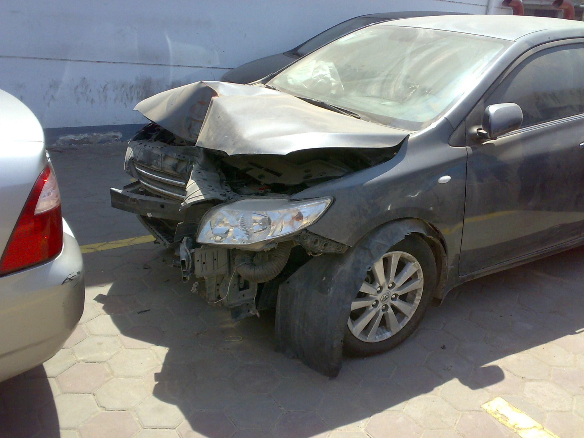 صوره سيارات مصدومه , كل ما يتعلق بالسيارات المصدومه