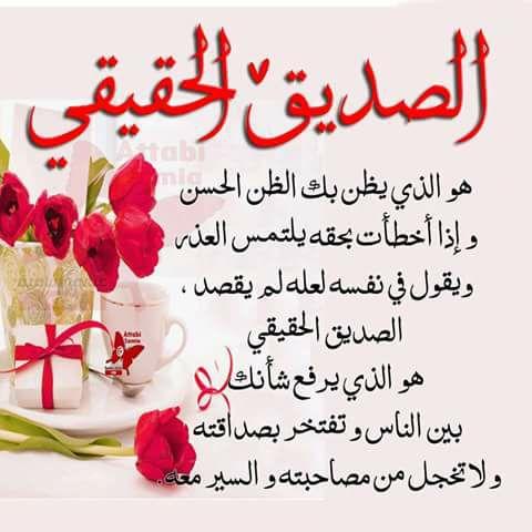 بالصور شعر شعبي عن الصديق الوفي , اجمل شعر شعبي عن الصديق الوفي 705 7