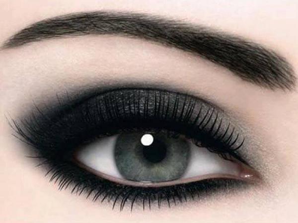 صورة مكياج عيون لبناني , اجمل مكياج للعيون لبناني