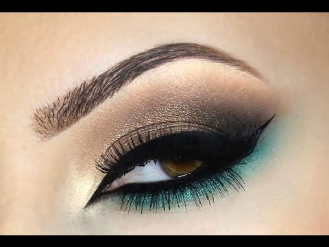 بالصور مكياج عيون لبناني , اجمل مكياج للعيون لبناني 113 10