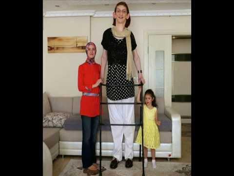 بالصور اطول امراة في العالم , من هي اطول امراءه في العالم ومعلومات عنها 123 1