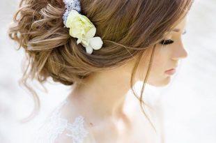 صورة تسريحه عروس , اجمل تسريحات العروس