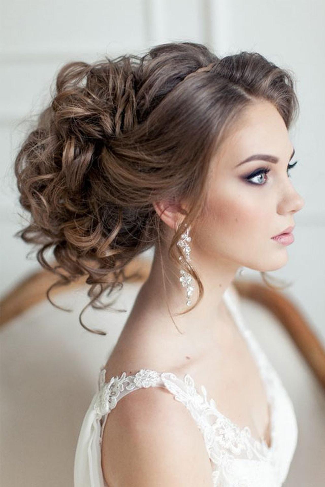بالصور تسريحه عروس , اجمل تسريحات العروس 3563 2