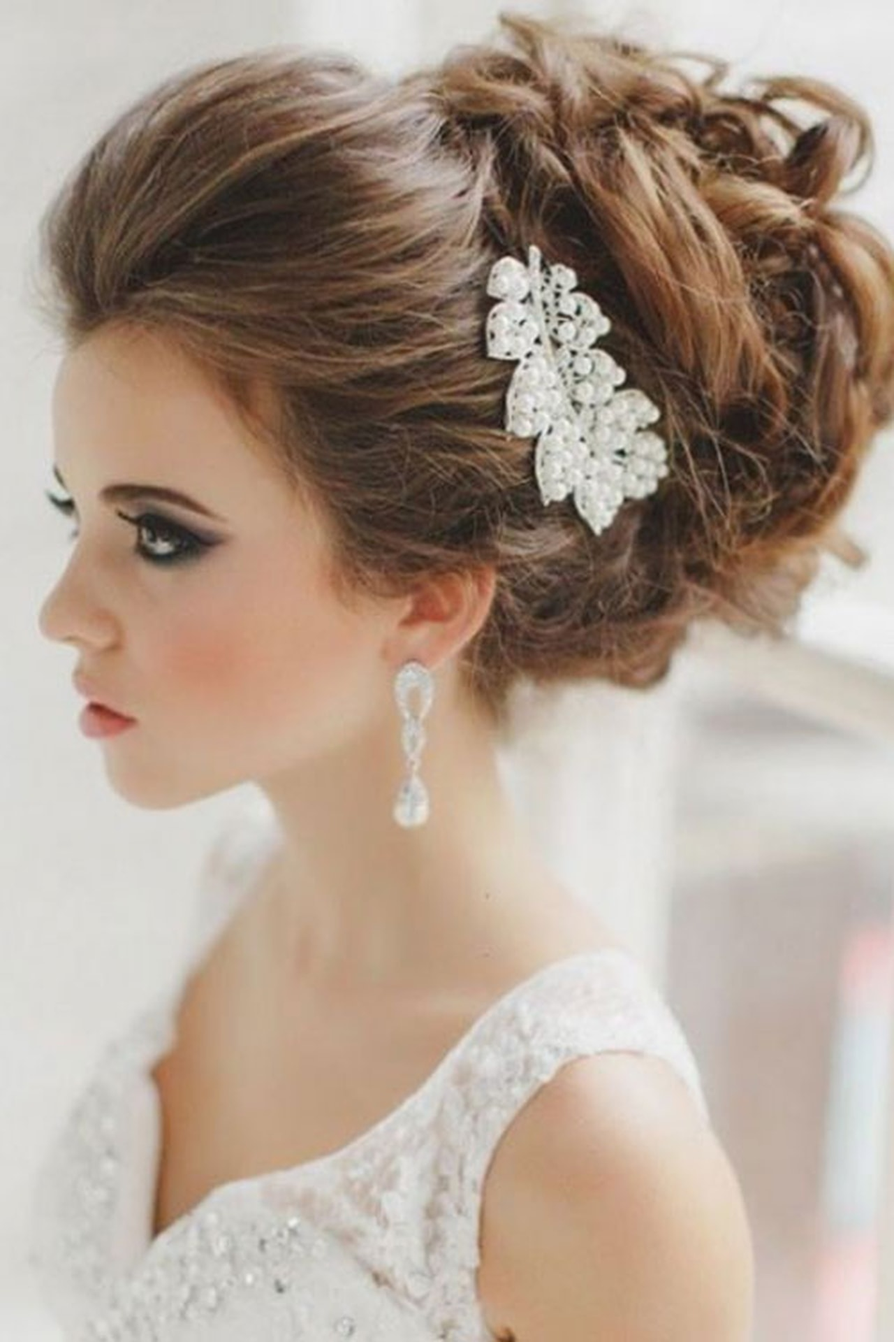 بالصور تسريحه عروس , اجمل تسريحات العروس 3563 3