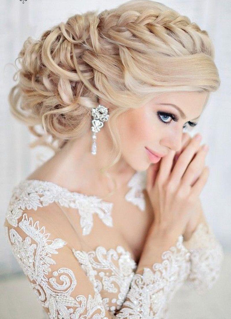 بالصور تسريحه عروس , اجمل تسريحات العروس 3563 6