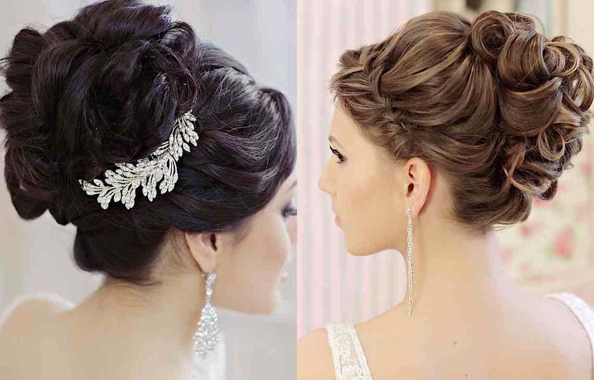 بالصور تسريحه عروس , اجمل تسريحات العروس 3563 9