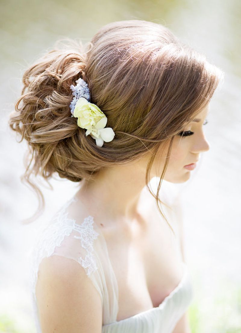 بالصور تسريحه عروس , اجمل تسريحات العروس 3563