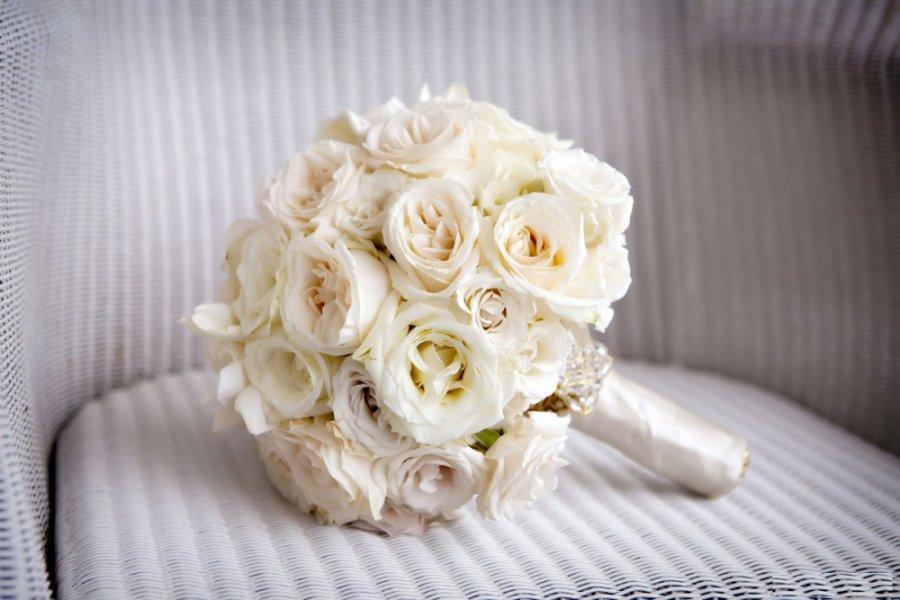 بالصور بوكيه ورد ابيض , اجمل باقات الورد الابيض 3661