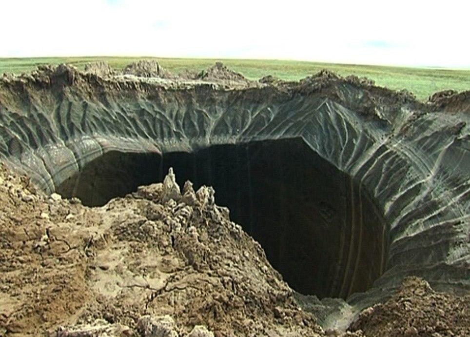 بالصور حفرة نهاية العالم , ما لا تعرفه عن حفرة نهاية العالم 3698 2