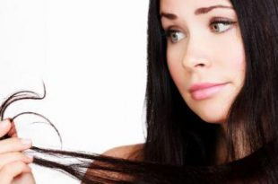 بالصور علاج اطراف الشعر , علاج تقصف الشعر بثواني معدودة 12609 2 310x205