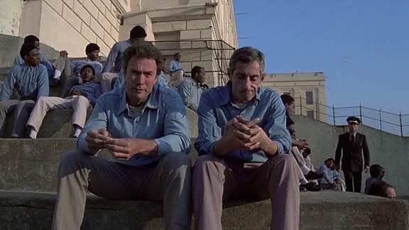 صور الهروب من الكاتراز , فيلم امريكي مثير