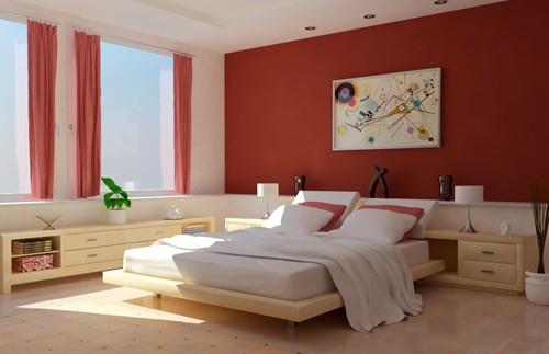 بالصور دهانات حديثة لغرف النوم , افضل الدهانات لهذا العام 12639 2