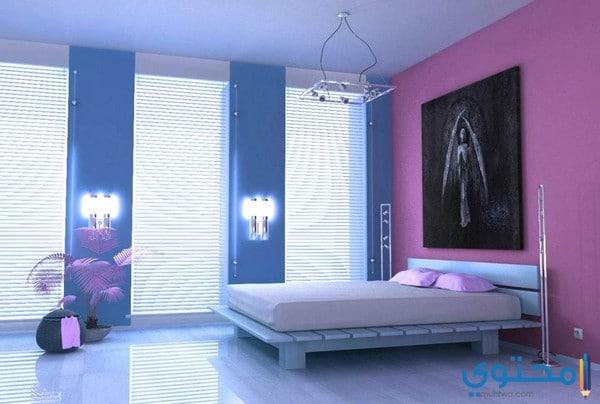 بالصور دهانات حديثة لغرف النوم , افضل الدهانات لهذا العام 12639 6