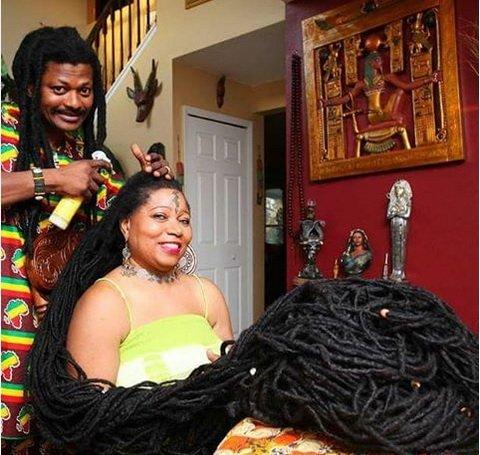 بالصور صور صاحبة اطول شعر في العالم , بنت لديها شعر معجزة 12650 1