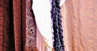 بالصور صور صاحبة اطول شعر في العالم , بنت لديها شعر معجزة 12650 12 310x165