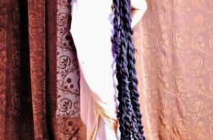بالصور صور صاحبة اطول شعر في العالم , بنت لديها شعر معجزة 12650 12 310x205