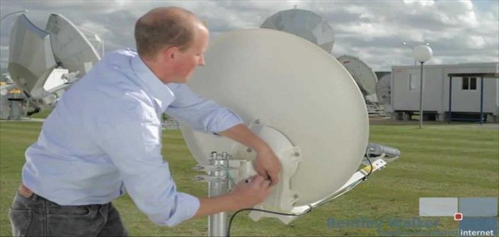 بالصور انترنت عبر الاقمار الصناعية , طريقةالحصول على انترنت مجاني 12652