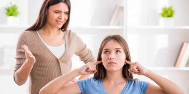 صورة كيفية التعامل مع البنت المراهقة العنيدة , التعامل مع الفتيات في سن المراهقة
