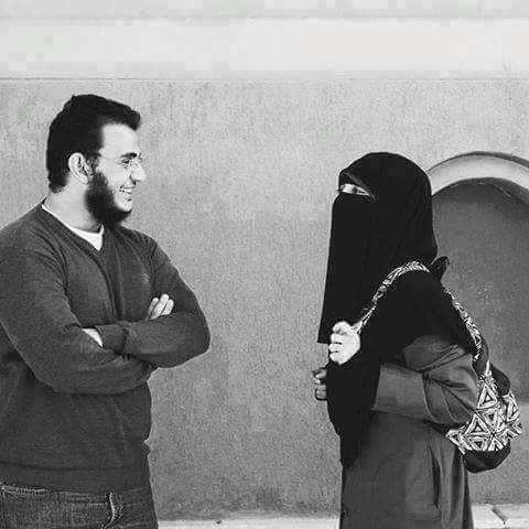 بالصور صور حب اسلاميه , كيف احب خطيبي في حدود الاحترام 13092 2