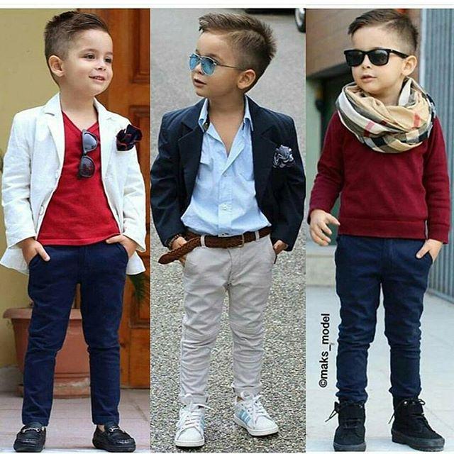 بالصور تنسيق ملابس اطفال اولاد , اطقم للاولاد خطيرة 13099 1