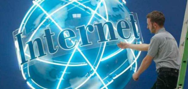 صورة نص حجاجي حول الانترنت , موضوع تعبير عن النت