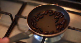 صورة قهوة نواة التمر للشعر , ماسك طبيعي للشعر