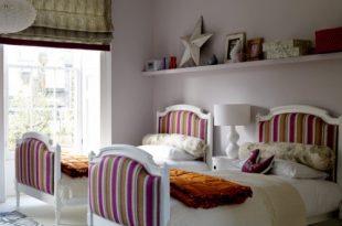 صور غرف اطفال بسريرين , غرف طفولية حلوة