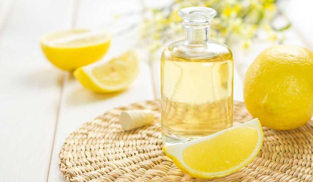 صورة فوائد زيت الليمون , اهمية زيت الليمون للصحة والجمال