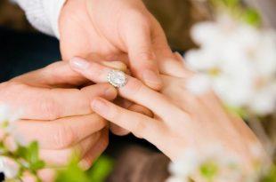صورة قبل الزواج وبعد الزواج , فترة الخطوبة والجواز