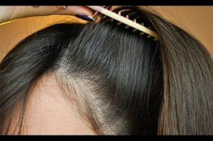 صورة كيفية تقوية الشعر , طريقة تنعيم الشعر