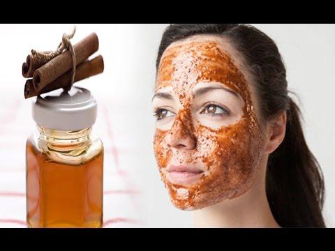 صورة ماسك العسل والقرفة لحب الشباب , وصفة لحب الشباب