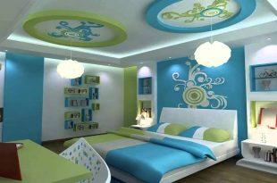 صورة جبس غرف نوم اولاد , غرف نوم اطفال