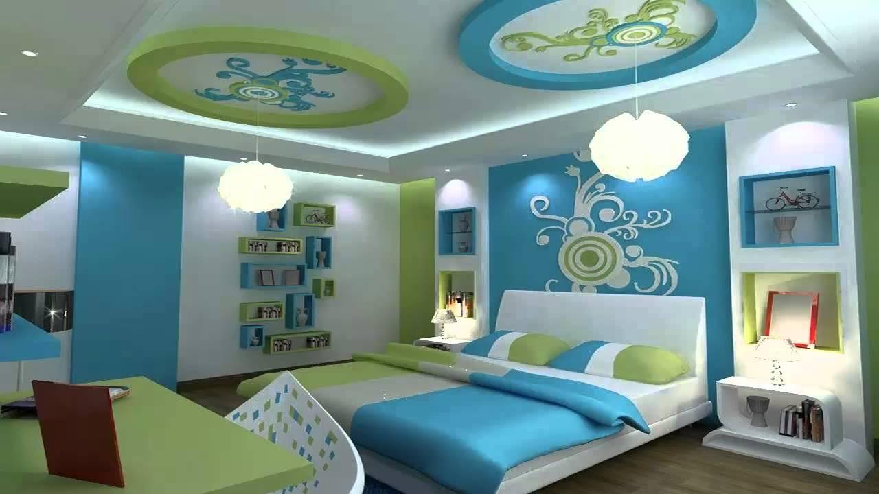 صور جبس غرف نوم اولاد , غرف نوم اطفال