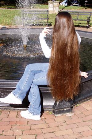 صور خلطات لتطويل الشعر وتكثيفه , وصفات طبيعية للشعر