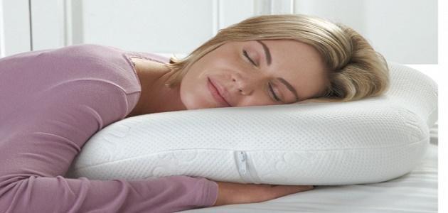بالصور النوم على البطن في الحمل , وضعية النوم الافضل للحامل 12871 1
