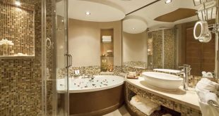 صورة حمامات جاهزة للتركيب , ديكورات مميزة للحمامات